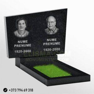 monument funerar familie