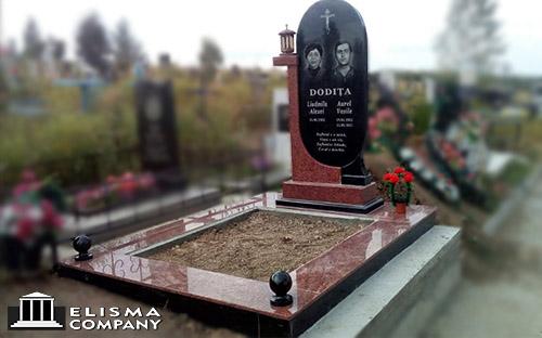 complex memorial granit